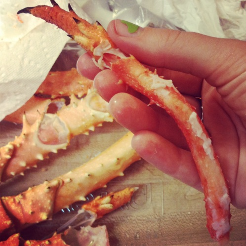 Steamed King Crab Legs In The Oven